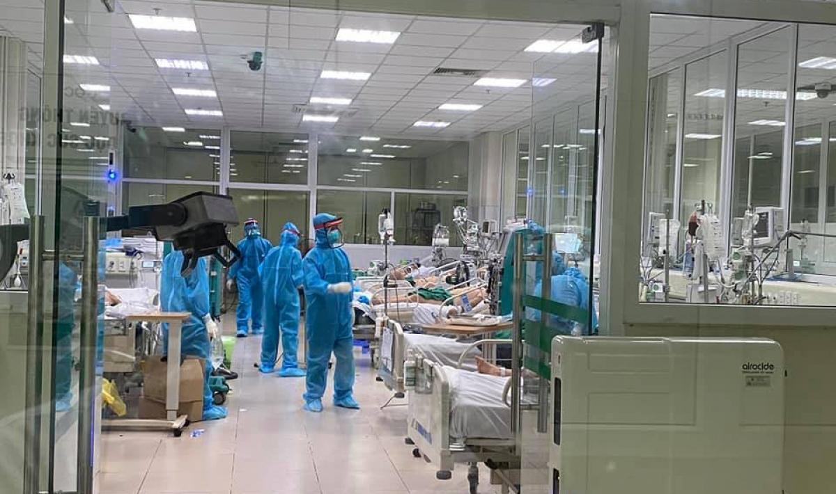 Thành phố Hồ Chí Minh quá tải điều trị F0 - Đài phát thanh và truyền hình  Nghệ An