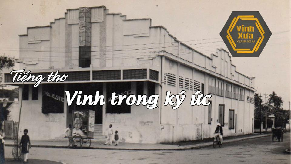 Tiếng Thơ Vinh Trong Ky ức đai Phat Thanh Va Truyền Hinh Nghệ An