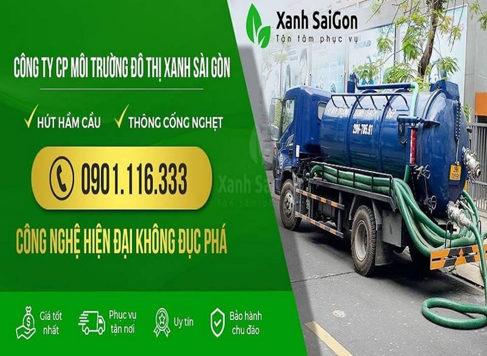 Những lý do nên chọn dịch vụ tại Xanh Sài Gòn
