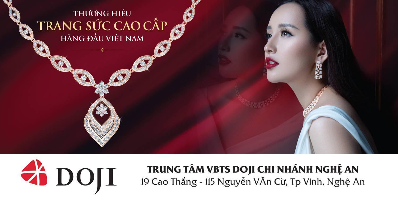 Trung tâm VBTS Doji chi nhánh Nghệ An - 19 Cao Thắng - 115 Nguyễn Văn Cừ, Thành phố Vinh, Nghệ An