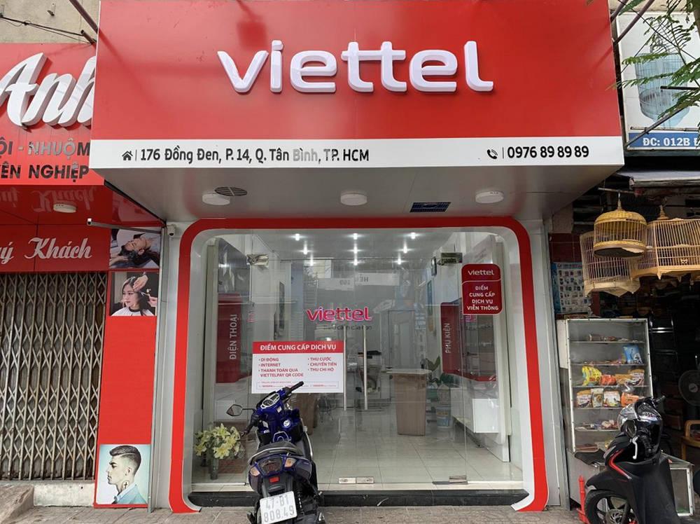 Cửa hàng sim số đẹp simthe.vn của công ty An Phú Lộc tại TP.HCM