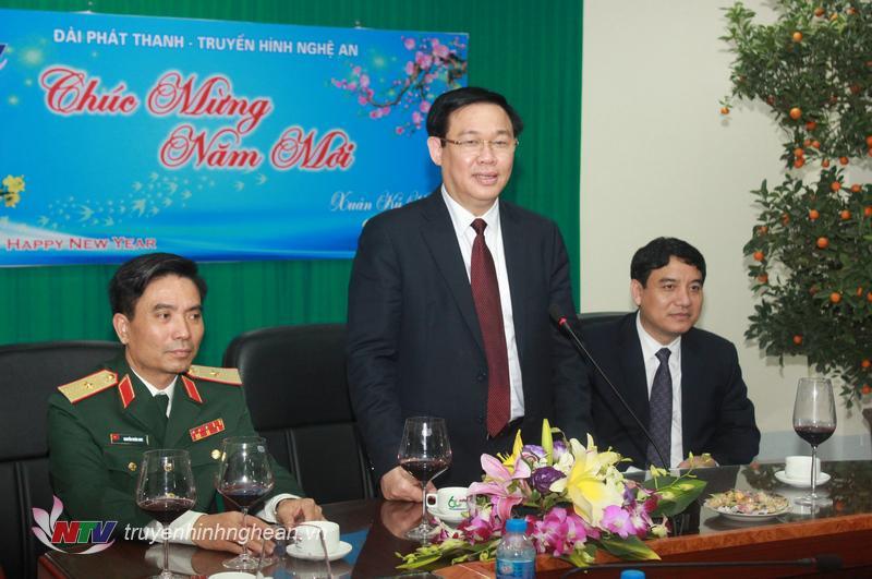 Phó Thủ tướng Vương Đình Huệ mong muốn