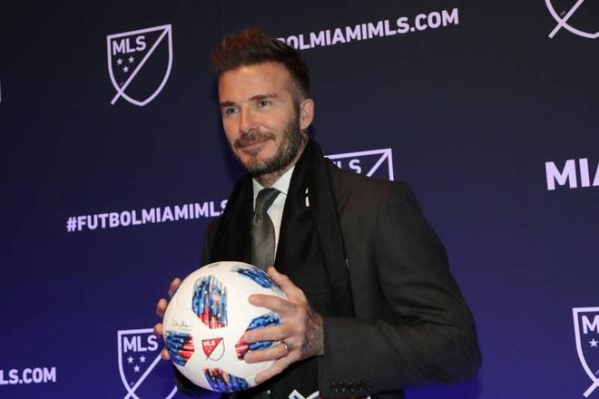 David Beckham cùng đối tác bỏ hàng triệu USD vào xây dựng Inter Miami. Ảnh: IMFC.