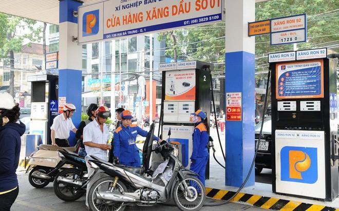 Giá xăng dầu đồng loạt giảm từ chiều 29/2.