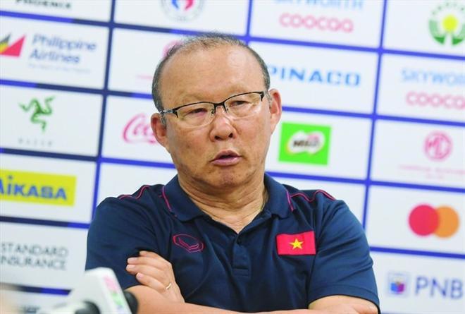 HLV Park Hang Seo muốn tiếp tục tạo kỳ tích với bóng đá Việt Nam. (Ảnh: Như Ý)