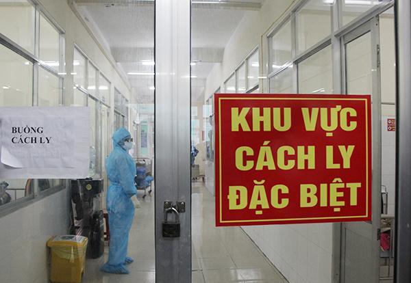 Bản tin 18h ngày 6/2 của Ban Chỉ đạo Quốc gia Phòng chống dịch COVID-19 cho biết có thêm 5 ca mắc mới COVID-19, trong 4 ca ở cộng đồng ghi nhận tại Bắc Ninh, Bình Dương, Quảng Ninh và TP Hồ Chí Minh; 01 ca nhập cảnh được cách ly ngay tại Long An.