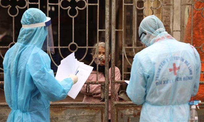 18h ngày 14/2 (chiều mùng 3 Tết), Bộ Y tế ghi nhận thêm 33 ca mắc mới COVID-19, trong đó có 31 ca tại Hải Dương và 2 ca tại Hà Nội. * Tiếp tục cập nhật