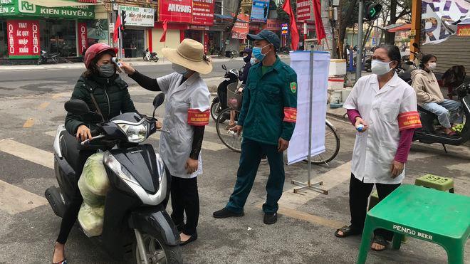 12/12 huyện, thị ở tỉnh Hải Dương đã có người nhiễm Covid-19.