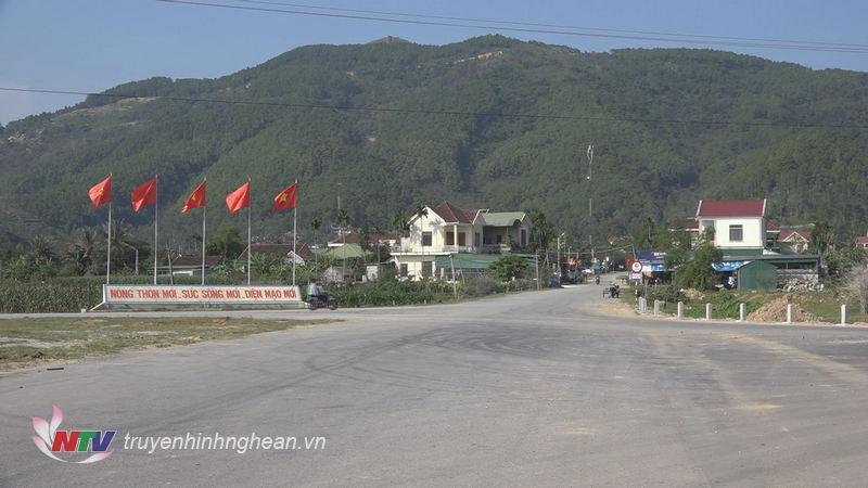 Khởi sắc trong xây dựng Nông thôn mới kiểu mẫu ở Nam Đàn.