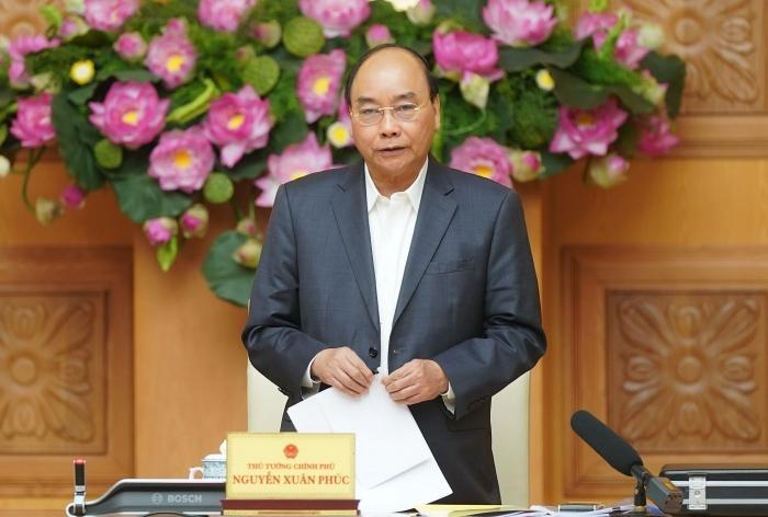 Thủ tướng Nguyễn Xuân Phúc. (Nguồn: VGP)