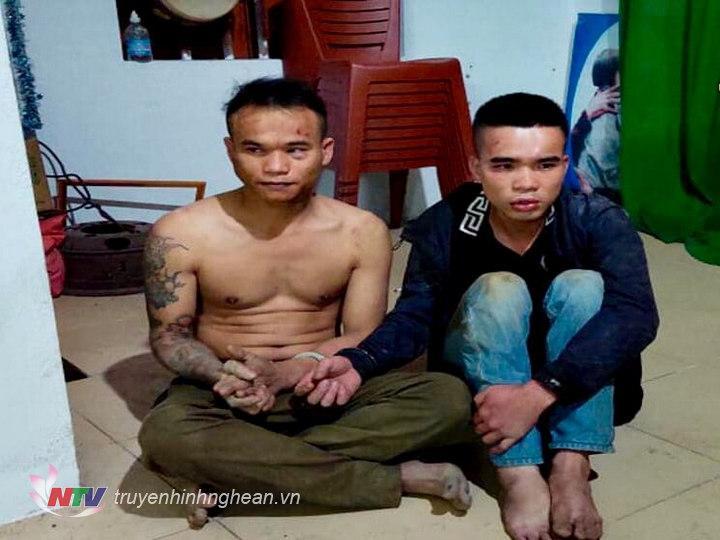Hai đối tượng trộm chó và mèo bị bắt giữ.