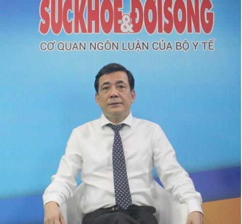 TS. Phạm Văn Bình – Trưởng khoa Ngoại Bụng 1, Bệnh viện K