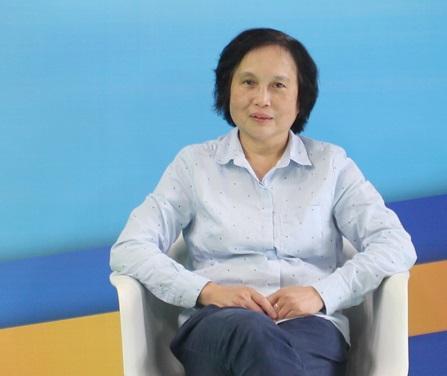 .TS Nguyễn Thị Vân Hồng, nguyên Phó trưởng Khoa Tiêu hóa, Bệnh viện Bạch Mai.