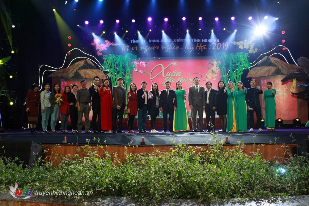 Tính chuyên nghiệp của NTV được ghi dấu ấn đậm nét qua việc tổ chức thành công hàng trăm chương trình truyền hình trực tiếp, cầu truyền hình vào các dịp lễ tết, các sự kiện chính trị, các ngày lễ lớn của tỉnh và đất nước.