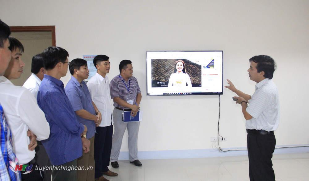 Đổi mới giao diện trang TTĐT truyenhinhnghean.vn, theo tiêu chuẩn thân thiện hiện đại; khai thác phát huy hiệu quả của mạng xã hội Facebook Truyền hình Nghệ An; Kênh Youtube Nghệ An TV