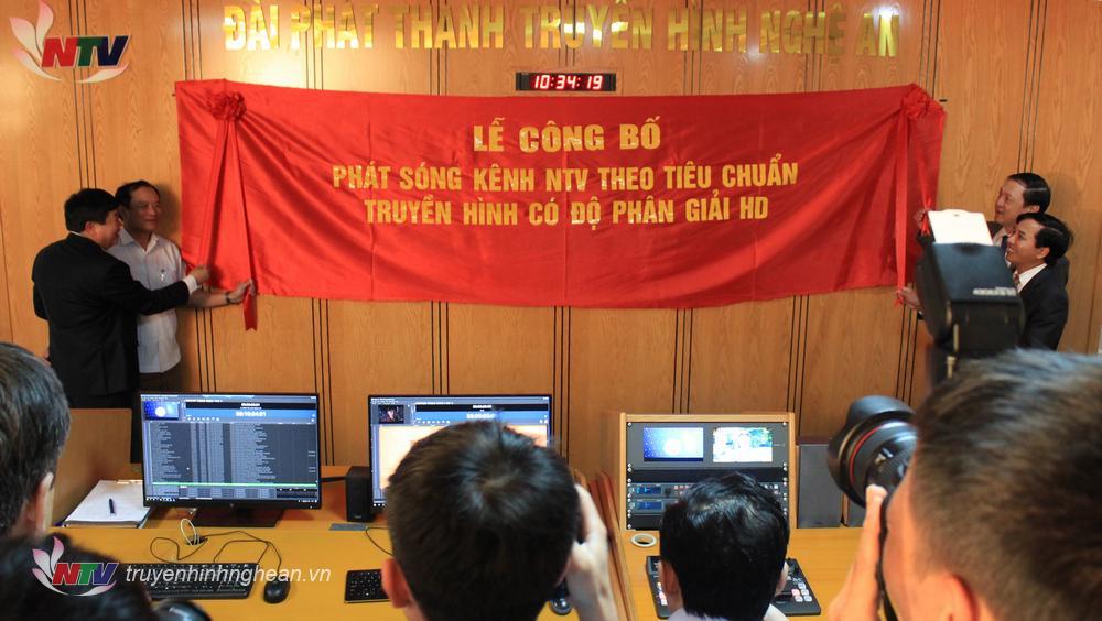 Ngày 01/5/2018, Đài PT-TH Nghệ An chính thức phát sóng kênh NTV HD