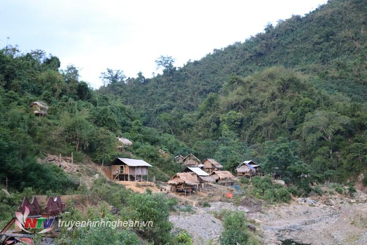 Hai nhà máy được sây dựng trên diện tích 143ha thuộc địa bàn 3 xã vùng cao của huyện Kỳ Sơn.