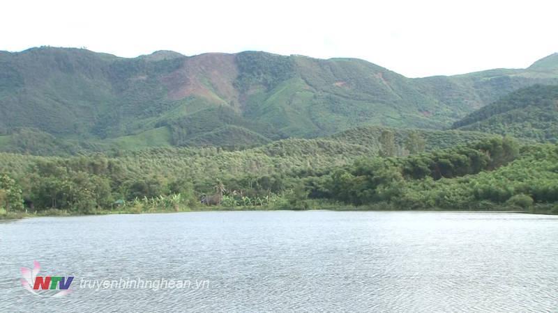 Phần lớn các hồ đập ở Nghệ An đều phần bổ chủ yếu ở các địa bàn vùng trung du, bán sơn địa hầu hết đã xuống cấp.