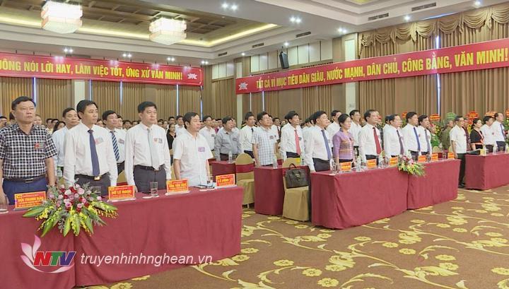 Đại hội đại biểu Đảng bộ huyện Con Cuông lần thứ XXVII, nhiệm kỳ 2020 – 2025