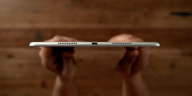 iPad Air tiếp theo sẽ có cổng USB-C thay vì cổng Lightning truyền thống. (Ảnh: 9to5Mac)