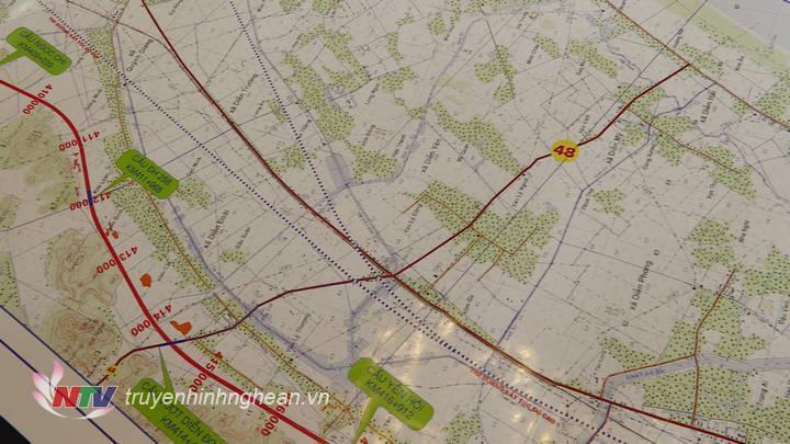 Toàn tuyến cao tốc đi qua Nghệ An có 6 nút giao thông lớn được thiết kế theo kiểu nút giao hình kèn Trumpet.