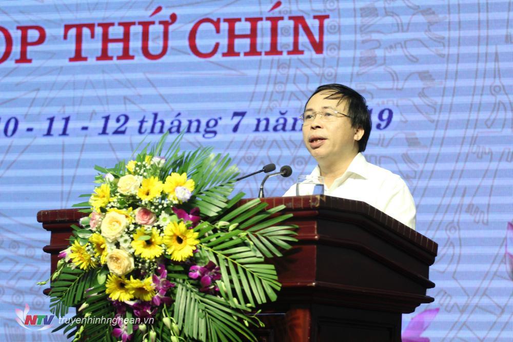 Ông Phạm Văn Hóa