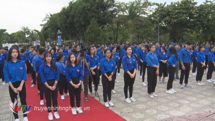 """Trên 1 nghìn đoàn viên, thanh niên tham gia ngày hội """"Thanh"""