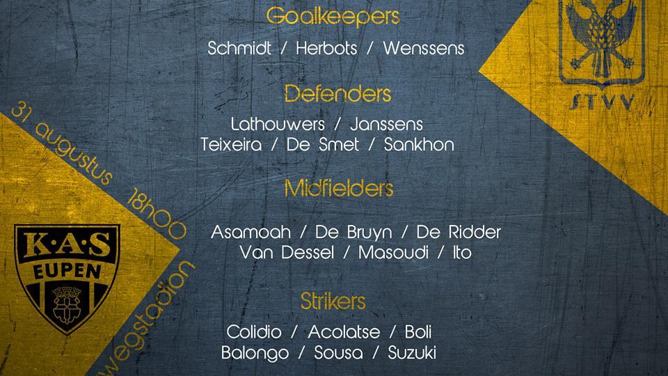 Công Phượng vắng mặt trong danh sách đăng ký thi đấu của Sint Truiden