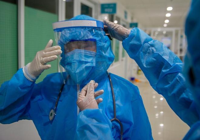 Việt Nam có nhiều bệnh nhân nặng trong đợt bùng phát Covid-19 này. .