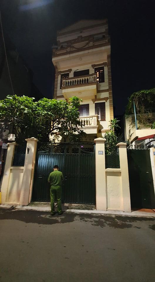 Khoảng 19h30 phút ngày 28/8, cơ quan chức năng có mặt tại nhà riêng ông  Nguyễn Đức Chung ở 88 Trung Liệt, quận Đống Đa, TP Hà Nội để khám xét theo lệnh đã được phê chuẩn.