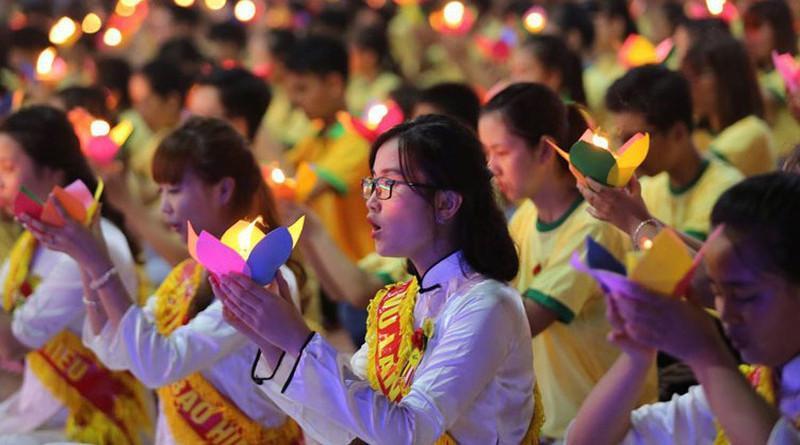 Lễ Vu Lan đã trở thành một lễ hội văn hoá tinh thần chung của xã hội.