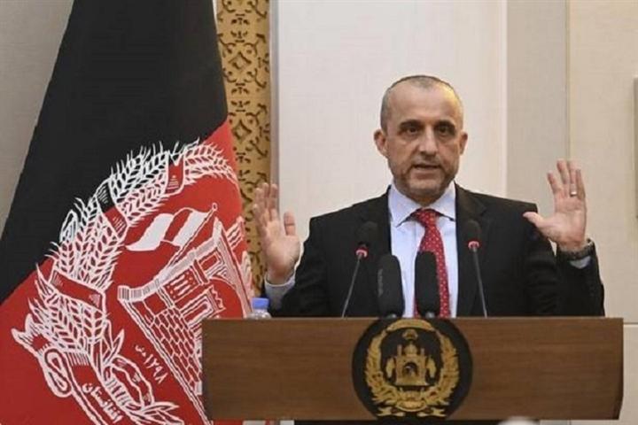 Phó Tổng thống Afghanistan. (Ảnh: The Hindu)
