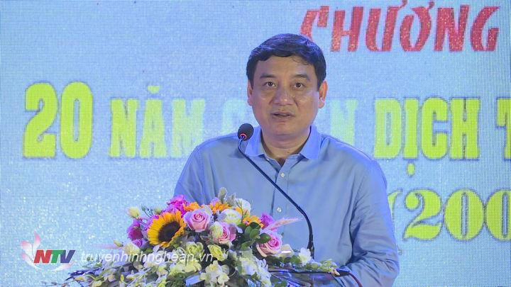 """Bí thư Tỉnh ủy Nguyễn Đắc Vinh khẳng định chiến dịch """"Tình nguyện hè"""" rèn luyện tinh thần, ý chí cho thanh niên"""