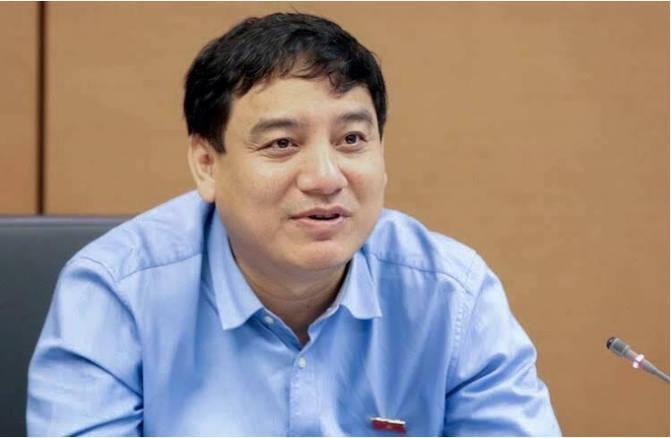 Ông Nguyễn Đắc Vinh.