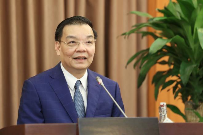 Ông Chu Ngọc Anh được bổ nhiệm làm Phó Bí thư Thành uỷ Hà Nội.