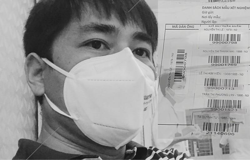 Đạo diễn Tạ Quỳnh Tư và ê kíp đã ở TP.HCM suốt 21 ngày để thực hiện phim tài liệu. Ảnh: VTV.vn