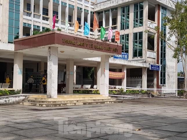 Trung tâm y tế quận Thốt Nốt.