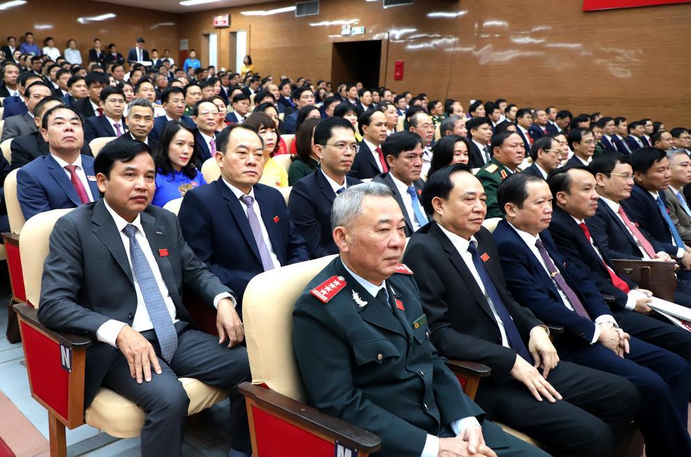 Các đại biểu tham dự Đại hội.