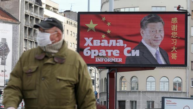 Các quốc gia Đông Âu 'vỡ mộng' trước những lời hứa hẹn hão huyền của Trung Quốc. (Ảnh:Reuters)