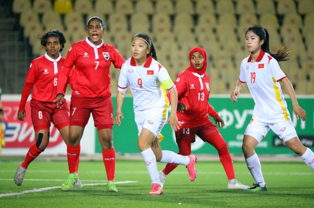 Đối thủ của ĐT nữ Việt Nam ở VCK Asian Cup nữ 2022 sẽ được xác định ngày 28/10 tới. (Ảnh: AFC).