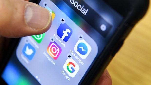 Đa số người dân Canada cho rằng Facebook khuếch tán ngôn từ kích động thù địch, lan truyền tin giả. (Ảnh: Getty Images)