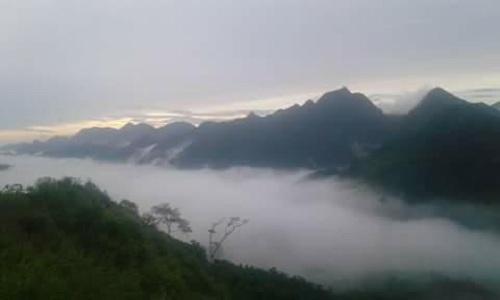 Nghệ An có sương mù một vài nơi.