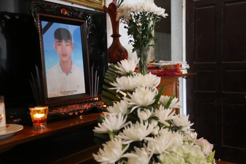 Anh Nguyễn Đình Lượng (20 tuổi) một trong số 39 nạn nhân tử vong trong container tại Anh.