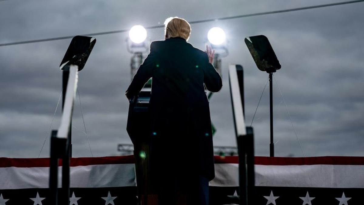 Tổng thống Mỹ Donald Trump. Ảnh: New York Times