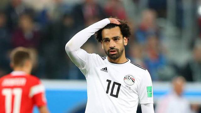Salah bị phát hiện nhiễm COVID-19 khi trở về tập trung cùng ĐT Ai Cập