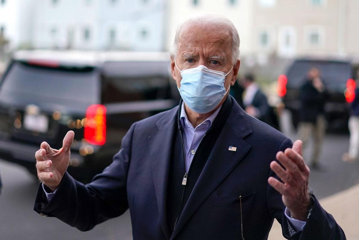 Ông Joe Biden. Ảnh: AP.