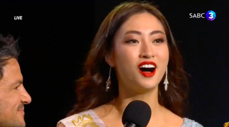 Người đẹp đạt thành tích cao nhất cho Việt Nam ở đấu trường nhan sắc này.