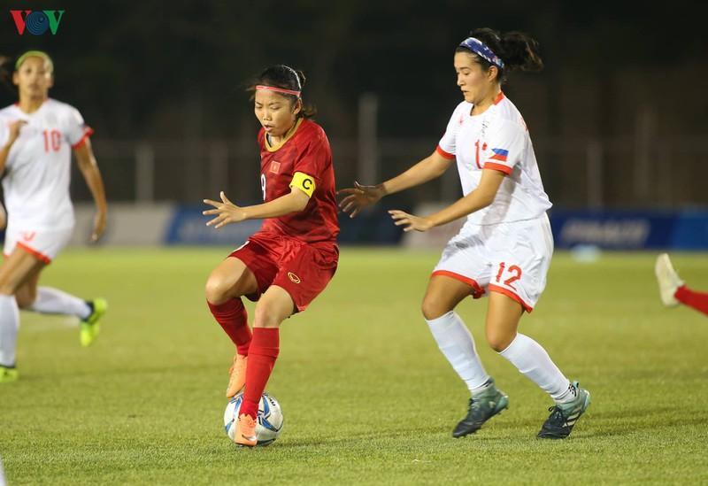 ĐT nữ Việt Nam sẽ được thưởng lớn nếu giành chức vô địch SEA Games 30.