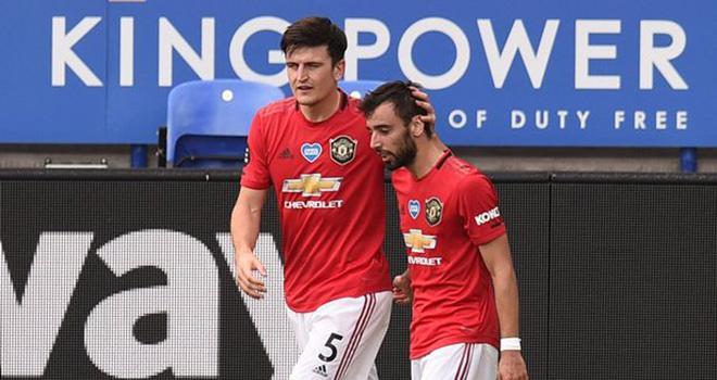 Maguire và Bruno Fernandes quá quan trọng với MU.