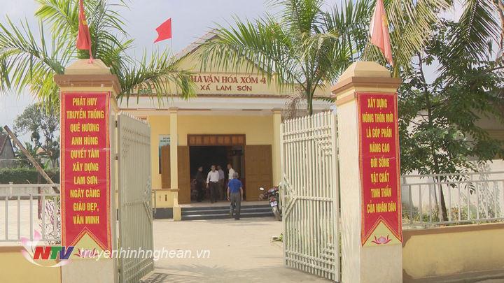Nhà văn hoá Lam Sơn